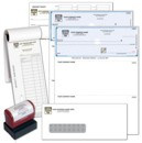 Checks, Deposit  Slips, Envelopes & Stamps