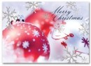 HH1693 Silver Serenade Christmas Cards
