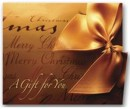 HP13321 Gift Wrapped Holiday Coupon Cards